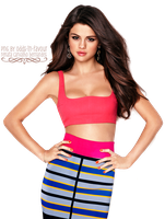 PNG 44 - Selena Gomez by odds-in-favour