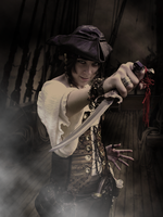 Pirate in the night by Balnazar