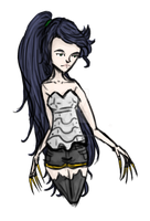 MCL: Aelissa by RainingKnote