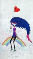 Feel The Rainbow by suigintou567