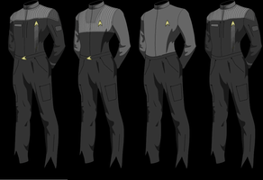 Epsilon Force Uniforms Type 4 by Wolfcrest1701
