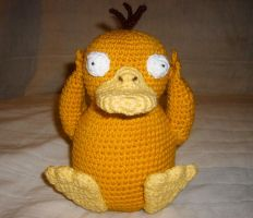Psyduck by W0IfDreamer