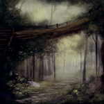 Forest Path by Miamelly