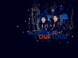 Scream it out loud by kaulitzway