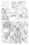 Funhouse 4 page 20 Pencils by RudyVasquez