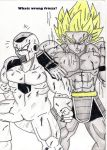 Kakarot vs Frieza by Arguvandal