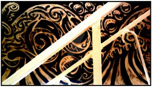 Detail from Isa's stairs by RoiYik