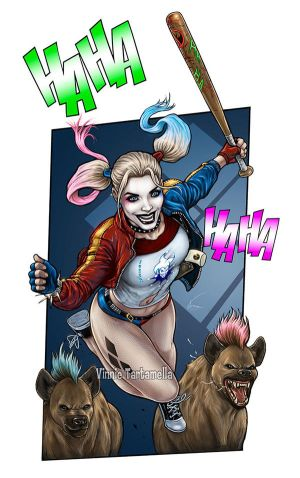 Harley Suicide Squad by VinRoc