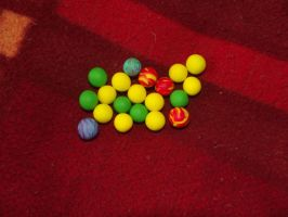 Bagatelle balls 2 by MeticulousBlue