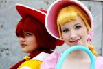 Toy Story Girls by Rayi-kun
