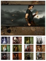 2009 Fantasy Art Calendar by MelissaFindley