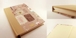 Coffee Brown Journal by GatzBcn