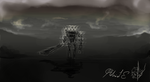 31-03-2015 sketch giveaway: shadow of the colossus by PtolemaiosLS
