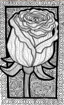 Lines of the Rose by HGCreations