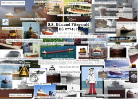 edmund fitzgerald wallpaper by carsdude
