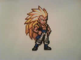 SSJ3 Gotenks - JUS by Crausse