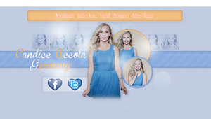CANDICE ACCOLA LAYOUT by HospesArts