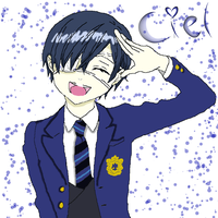 Ciel!!!! :D by DemonMaster411