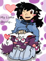 My Little Sherly by RagingLove