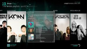 Windows 8 Concept [Selected Artist Tab] by Fearnoid