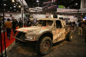 Traxxas Truck by TheCarloos