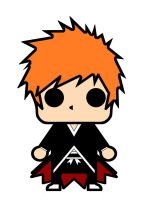Chibi Ichigo (edit) by DrSketch24