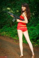 Semper Fi, Lindsay by Mac--Photo