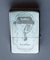 DEPECHE MODE - engraved lighter by Piciuu