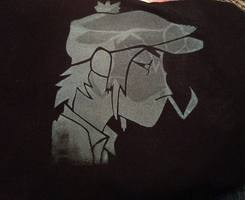 2D screenprint by Paddystarfish