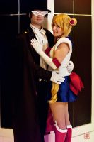 Sailor Moon - Miracle Romance by Nyxiie