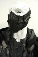 drow specialist assasins mask by Sharpener