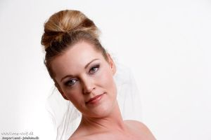Wedding makeup by lone-wolf-dk