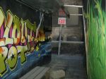 Graffiti Art in a Sitting Area by Charlief43