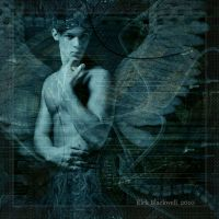 CYBER ANGEL MALE by Rickbw1