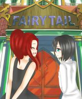This is my home, Fairy Tail. by Namida-Hayashi-OC
