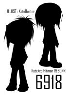 KHR - 6918 - untitled by KateBuster