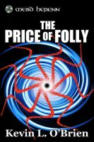 eBook Cover: The Price of Folly by TeamGirl-Differel