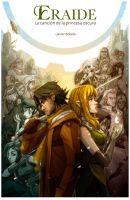 Eraide, book1 cover by javierbolado