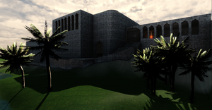 oasis palace1 (udk wip) by DoomTobi