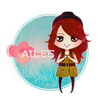 Ailee-chibi by Antifashion19