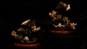 Ivory dioramas by tomkush