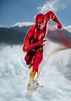 The Flash by Bazza24
