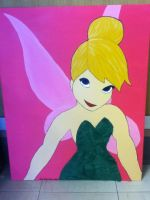 Tinker Bell by carnations1995