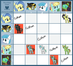MLP Crack Ship Adopts || Open by KRT-Adopts