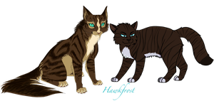 All Warrior Cats Challenge #5 Hawkfrost by MediocrePotato