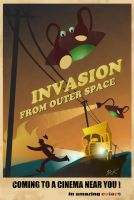 Invasion by artist2point5