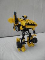 Sting like a Bumblebee 01 by Transbot9