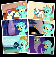 Lyra bought the camera by Agrol