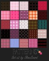 Pattern set c2 by ElvenSword