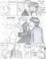 When The Doctors Meet 15 by SuperherogirlCat
